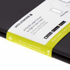 Carnet - Moleskine Smart Cahier - Plain, Extra Large, Black