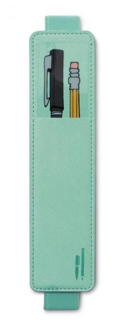Semn de carte - Bookaroo Pen Pouch - Mint