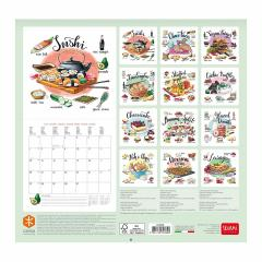 Calendar 2020 - Medium - Bon Appetit