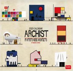Calendar 2020 - Medium - Archist
