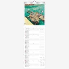 Calendar 2020 - Vincent Van Gogh
