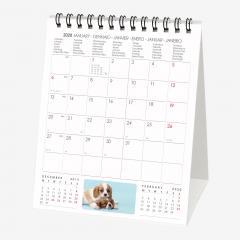 Calendar 2020 - Puppies