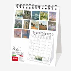 Calendar 2020 - Claude Monet
