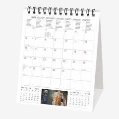 Calendar 2020 - Gustav Klimt