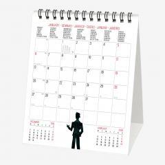 Calendar 2020 - Book Lover`s