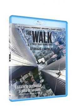 The Walk: Sfideaza limitele (Blu Ray Disc) / The Walk
