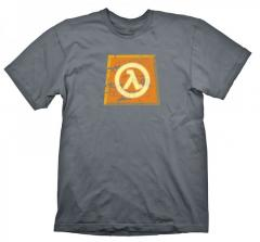 Tricou Half Life Lambda Logo, marimea S