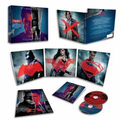 Batman V Superman - Dawn Of Justice Original Motion Picture Soundtrack