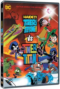 Haideti Tineri Titani! Vs. Tineri Titani / Teen Titans Go! Vs. Teen Titans