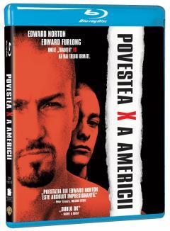 Povestea X a Americii  (Blu-Ray Disc) / American History X