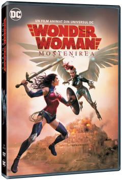 Wonder Woman: Mostenirea / Wonder Woman: Bloodlines