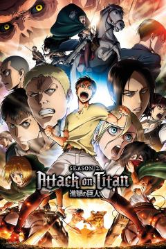 Poster - Season 2 - Attack On Titan