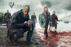 Poster - Vikings Blood