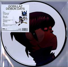 Demon Days - Vinyl