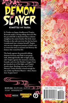 Demon Slayer: Kimetsu no Yaiba - Volume 11