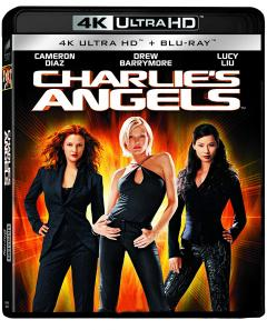 Ingerii lui Charlie (4K Ultra HD + Blu-ray) / Charlie's Angels