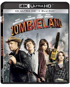 Bun venit in Zombieland (4K Ultra HD + Blu-ray) / Zombieland