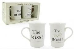 Set 2 cani - The Boss & The Real Boss
