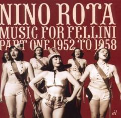 Music For Fellini Part 1 1952 to 1958