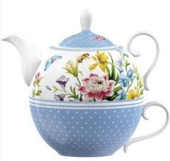 Ceainic - Katie Alice English Garden Tea for One