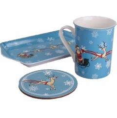 Set - Time for Tea - Craciun