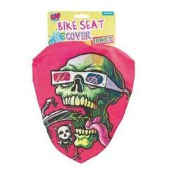 Husa pentru saua bicicletei - Zombie