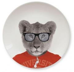 Farfurie - Wild Dining Lion