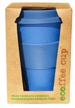 Ecoffee Cup - Albastru