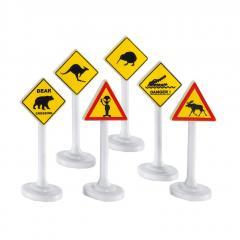 Jucarii - International  Road Signs