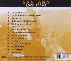 Santana: Love Songs