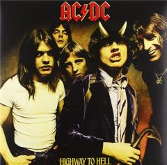 Highway To Hell Vinyl Limited Edition