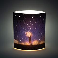 Lampa din hartie Dreamlights - Starcatcher