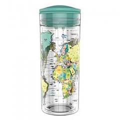 Sticla pentru apa Slidecup - World