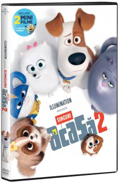 The Secret Life of Pets 2 / Singuri acasa 2