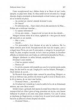 Integrala Maigret X