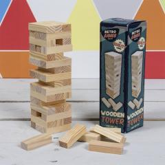Retro Games - Wooden Tower