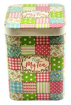Cutie pentru ceai mare - I Love My Tea
