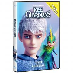 Cei cinci eroi de legenda / Rise of the guardians