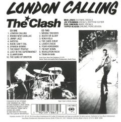 London Calling - 2019 Limited special sleeve