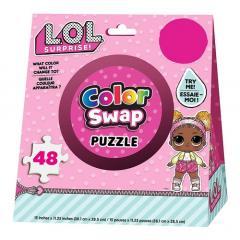 Puzzle - LOL Surprise - Color Change