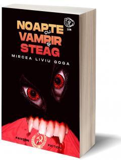 Noapte cu vampir si steag