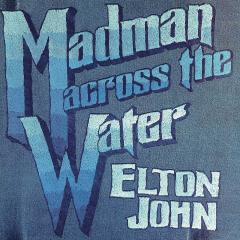 Madman across the water - Vinyl