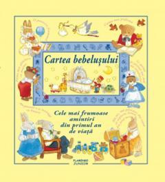 Cartea bebelusului. Cele mai frumoase amintiri din primul an de viata