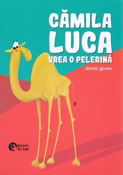 Camila Luca vrea o pelerina