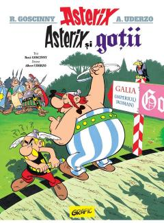 Asterix si gotii (vol. 3)