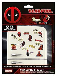 Set magneti - Deadpool