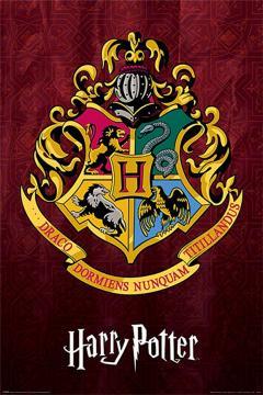 Poster - Harry Potter Hogwarts Crest