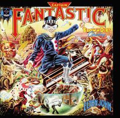 Captain Fantastic and the brown dirt cowboy - Vinyl