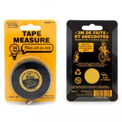 Ruleta de masura - 3M Of Facts Tape Measure