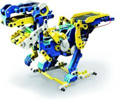 Kit 12in1 constructie - Solar Powered Robot Hydraulic